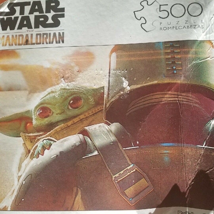 "Mandalorian "" Child"" Baby Yoda 500 NoBox"
