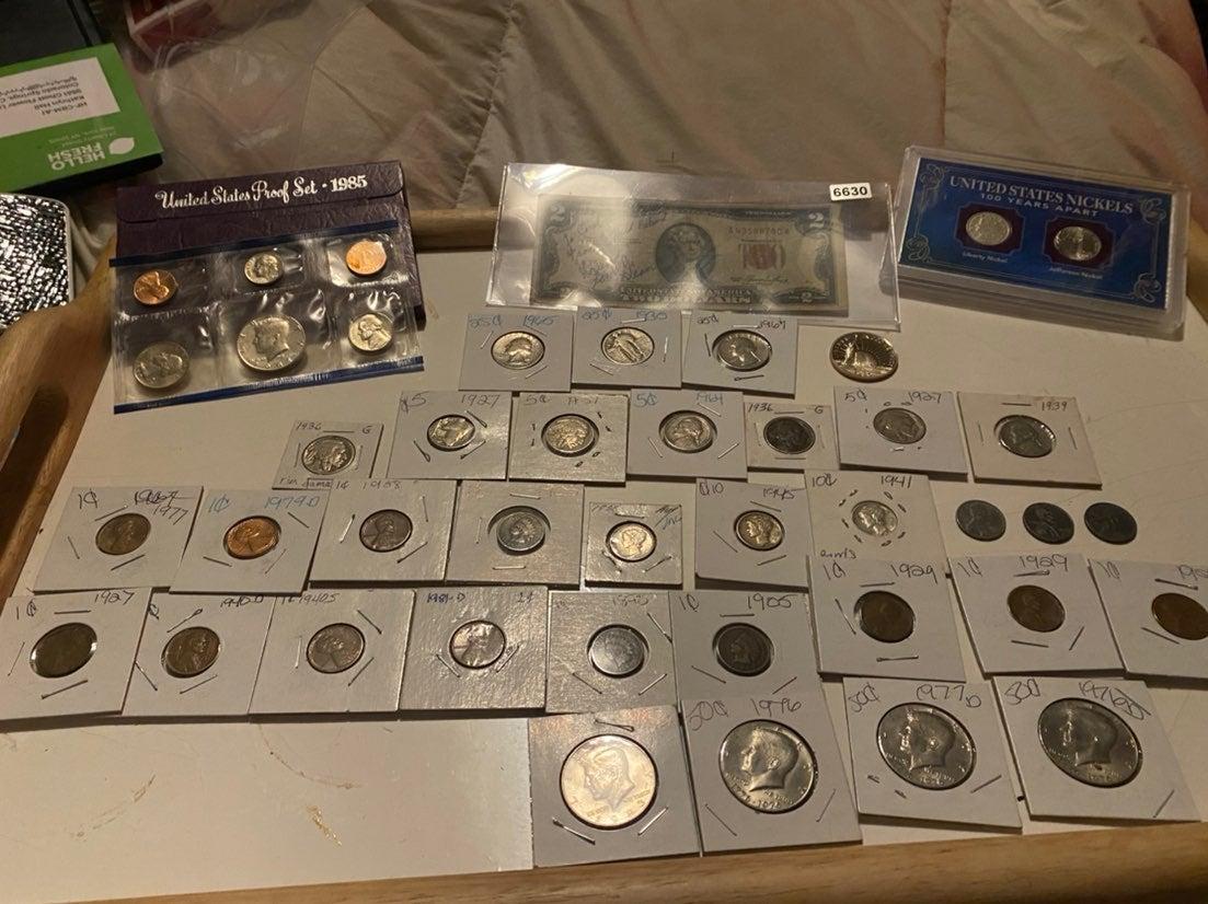 Estate coins
