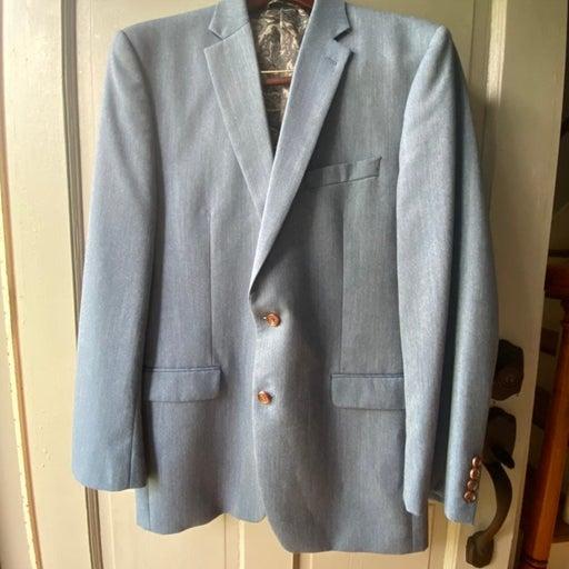 Ralph Lauren Chambray Men's Sport Coat