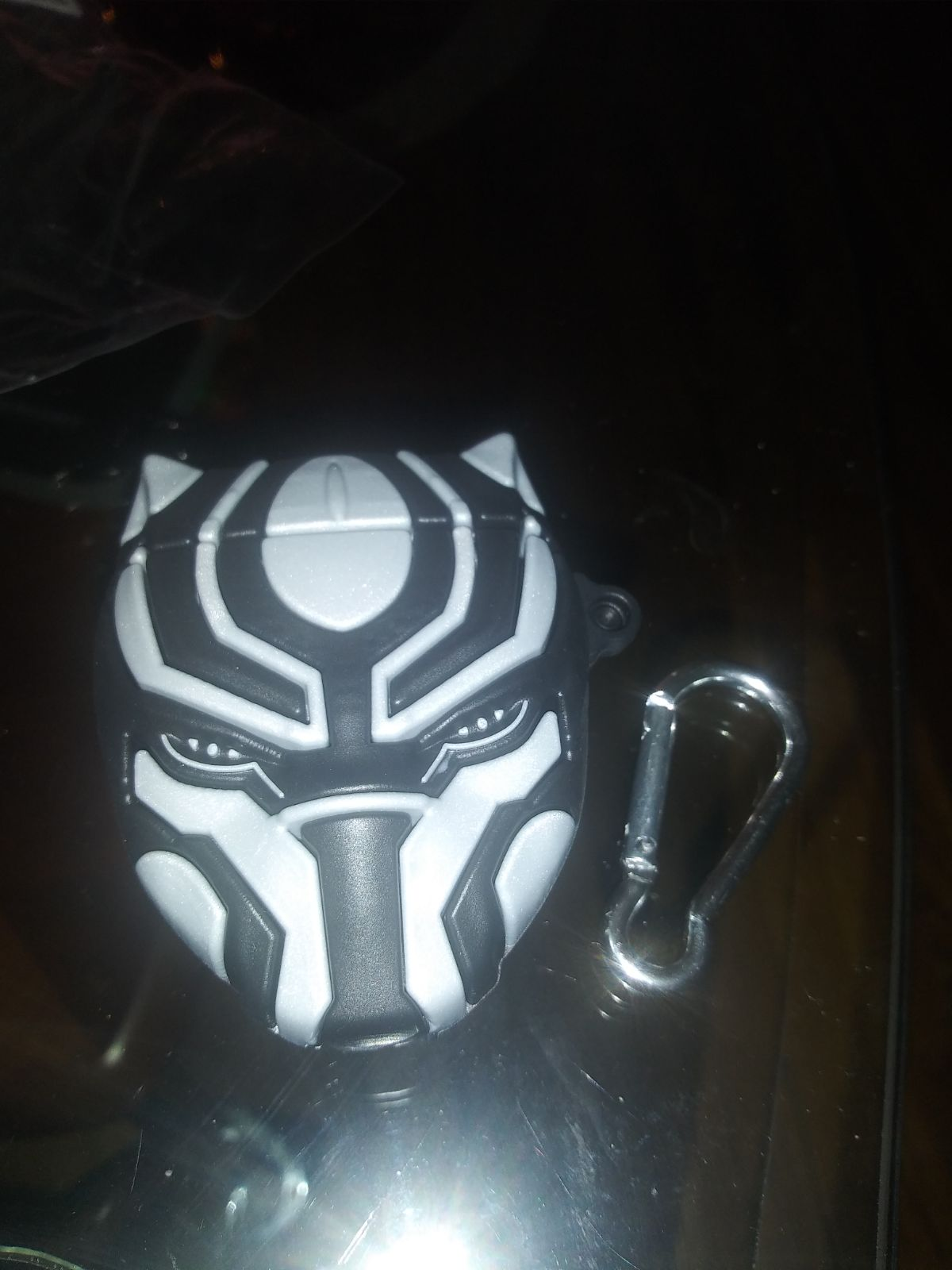 Black Panther Airpods Case