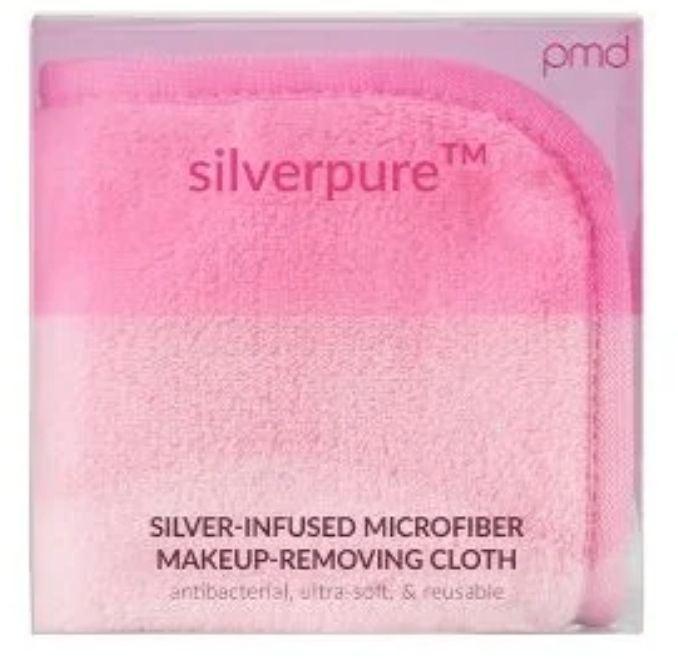 PMD Siverpure Micro Fiber Makeup Removin