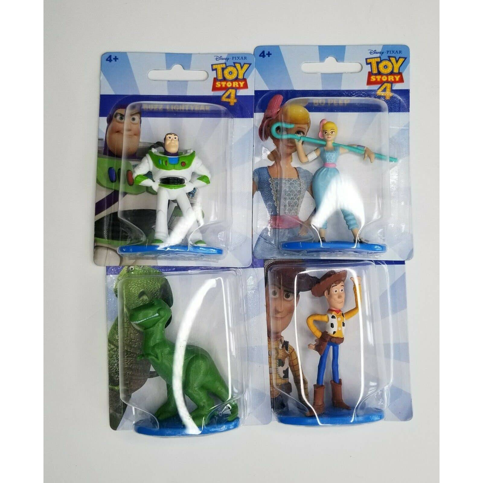Toy Story 4 Action Figures Cake Toppers