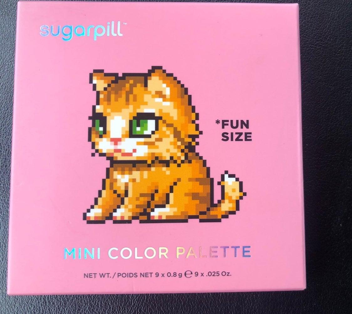 Sugarpill Fun Size Palette- Limited Edit