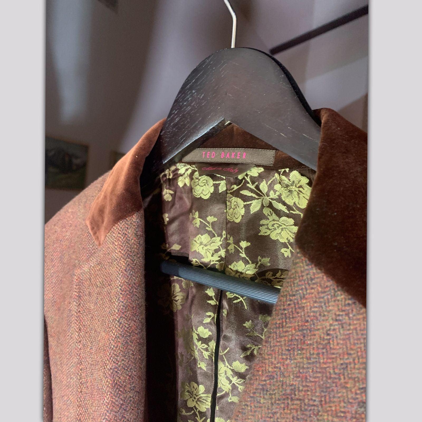 Ted Baker Men's Soften Cashmere Jacket S
