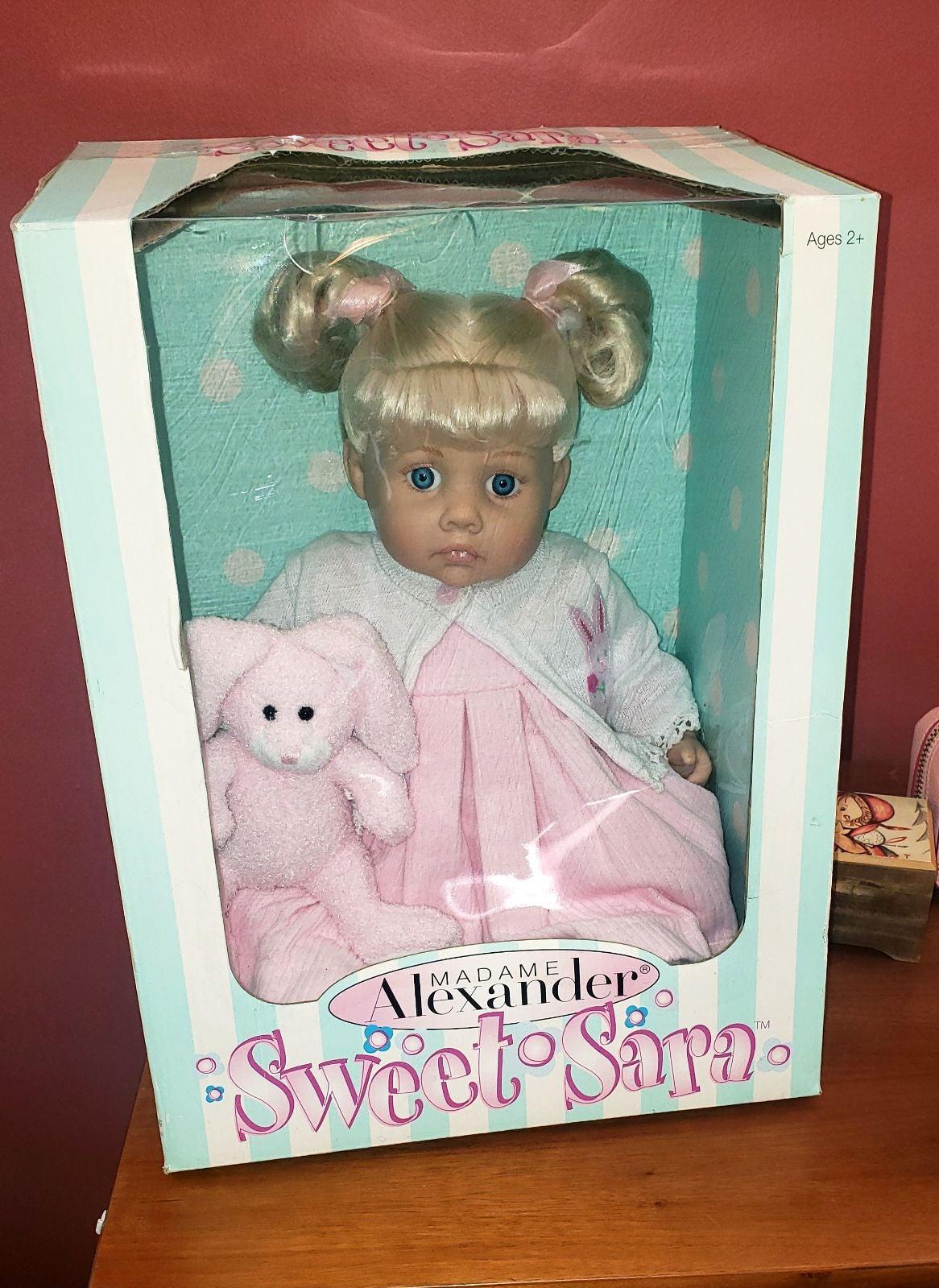 Madame Alexander Doll: SWEET SARA