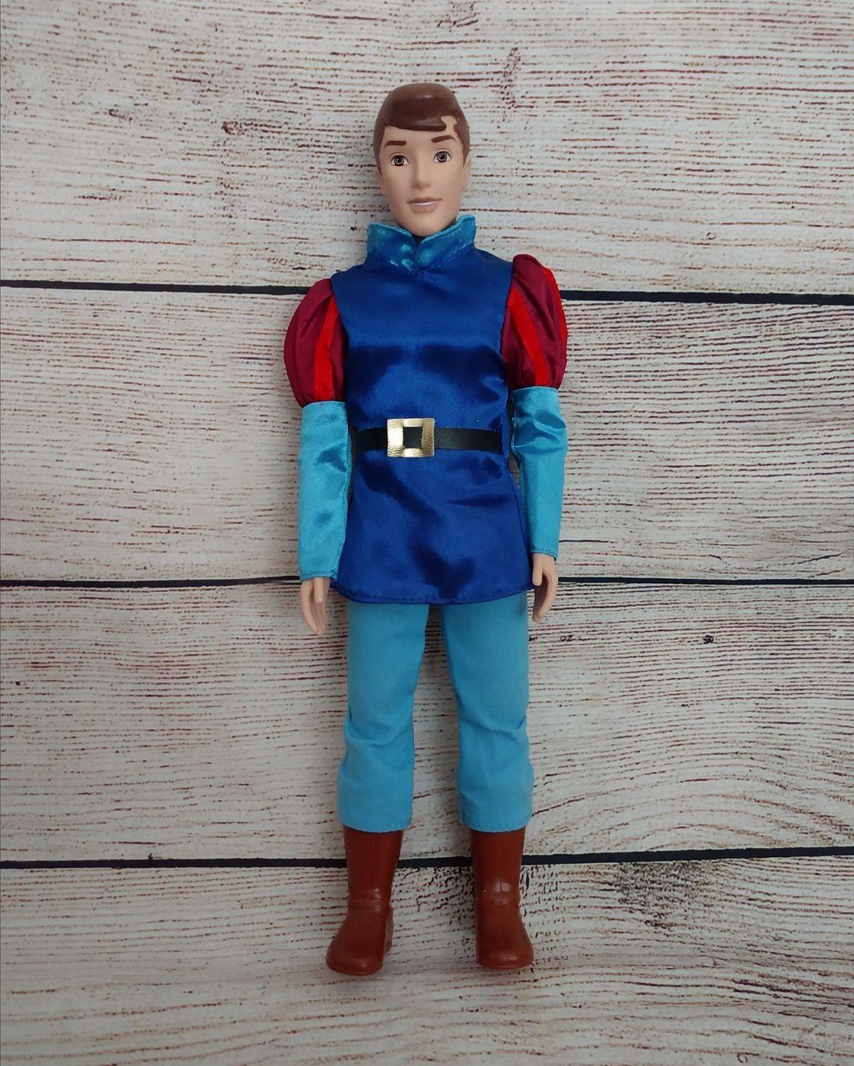 RARE Prince Philip Disney Classic Doll