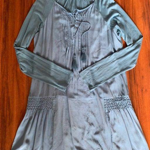 Calypso 100% Silk dress size M