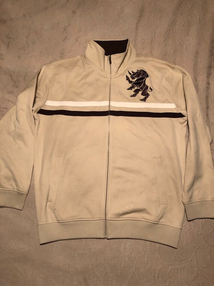 Men's Ecko Unltd Track Jacket Tan L