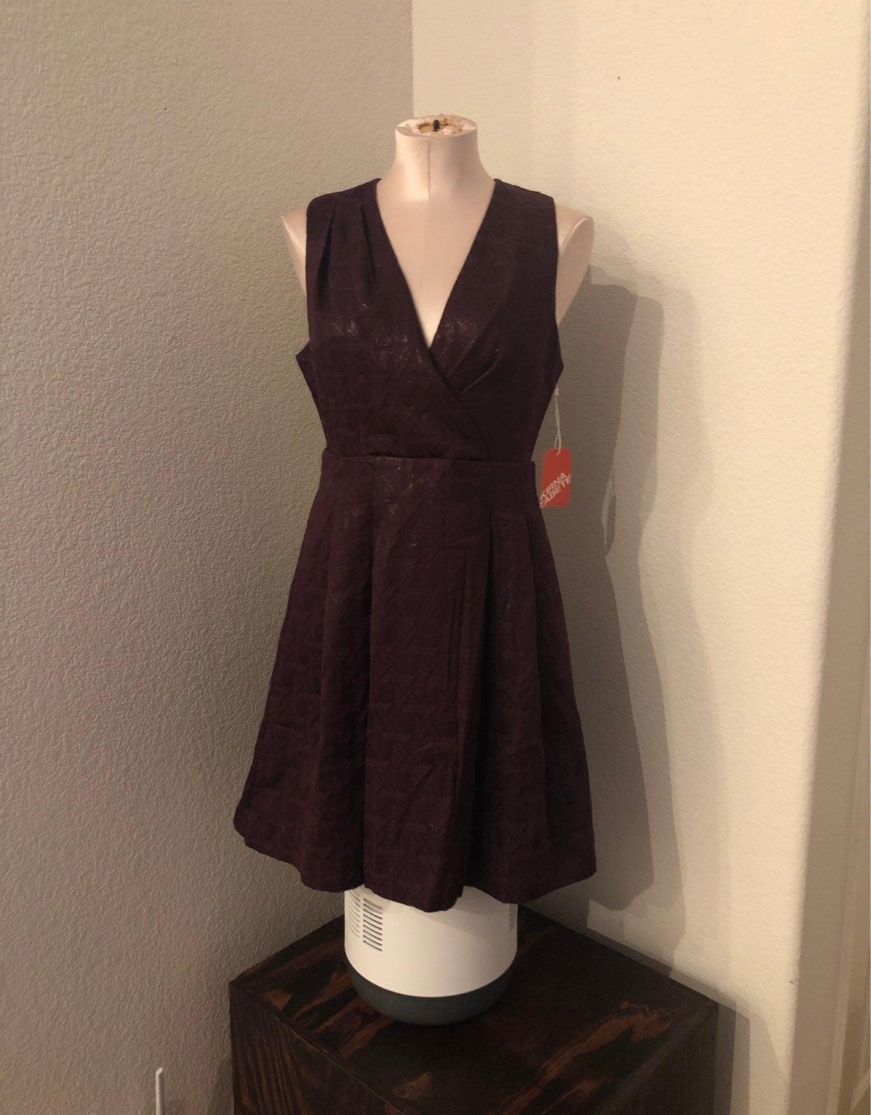 Kirna zabete purple dress