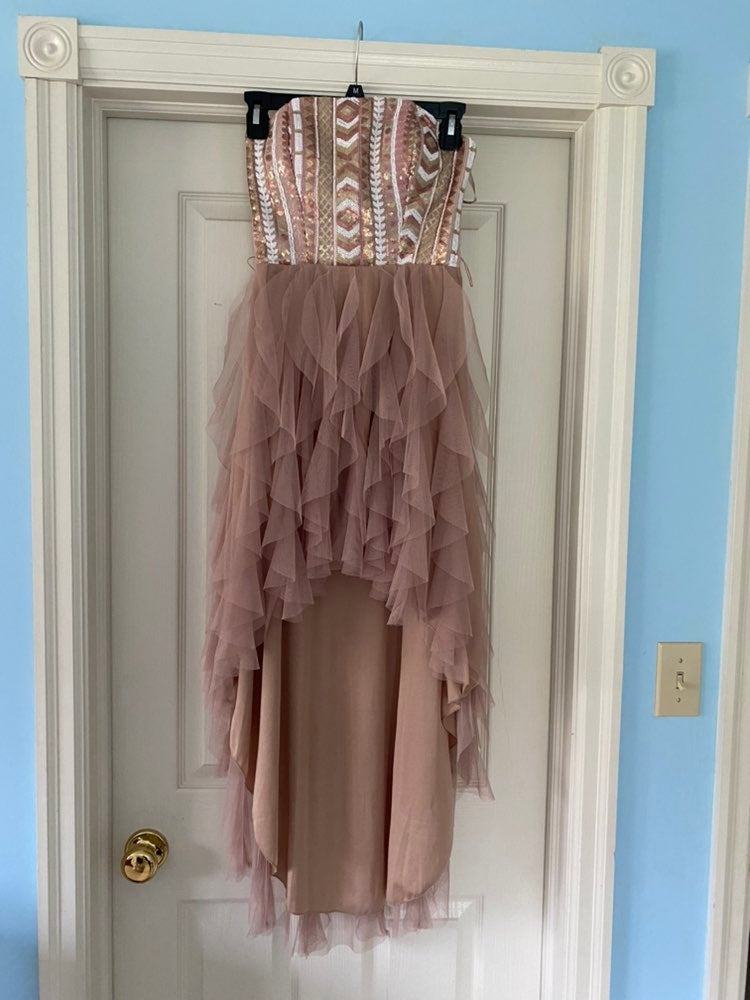 DEB prom junior dress.