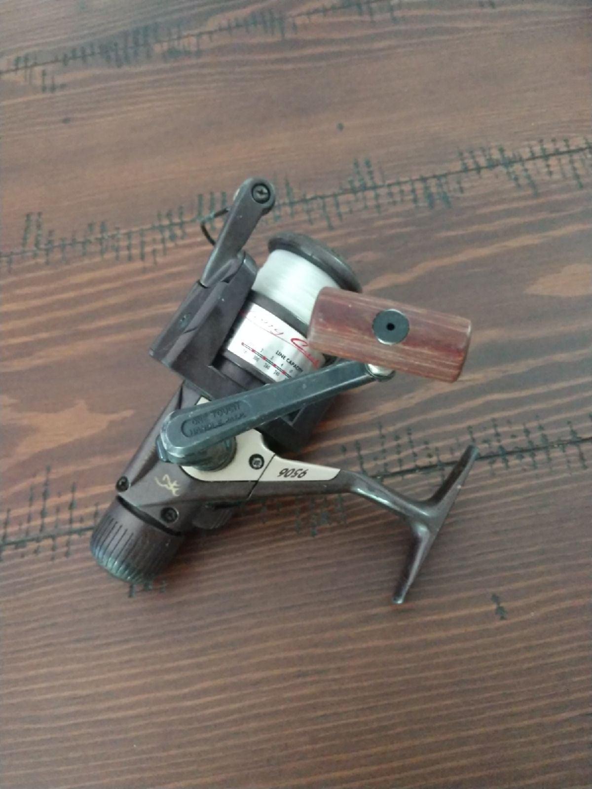 Vintage Browning 9506 Spinning Reel