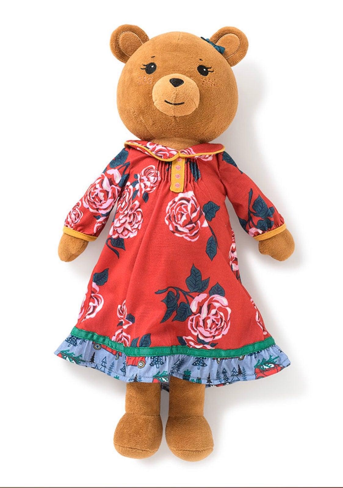 NWT Matilda Jane KIND BUNNY Stuffed Animal NEW IN BAG