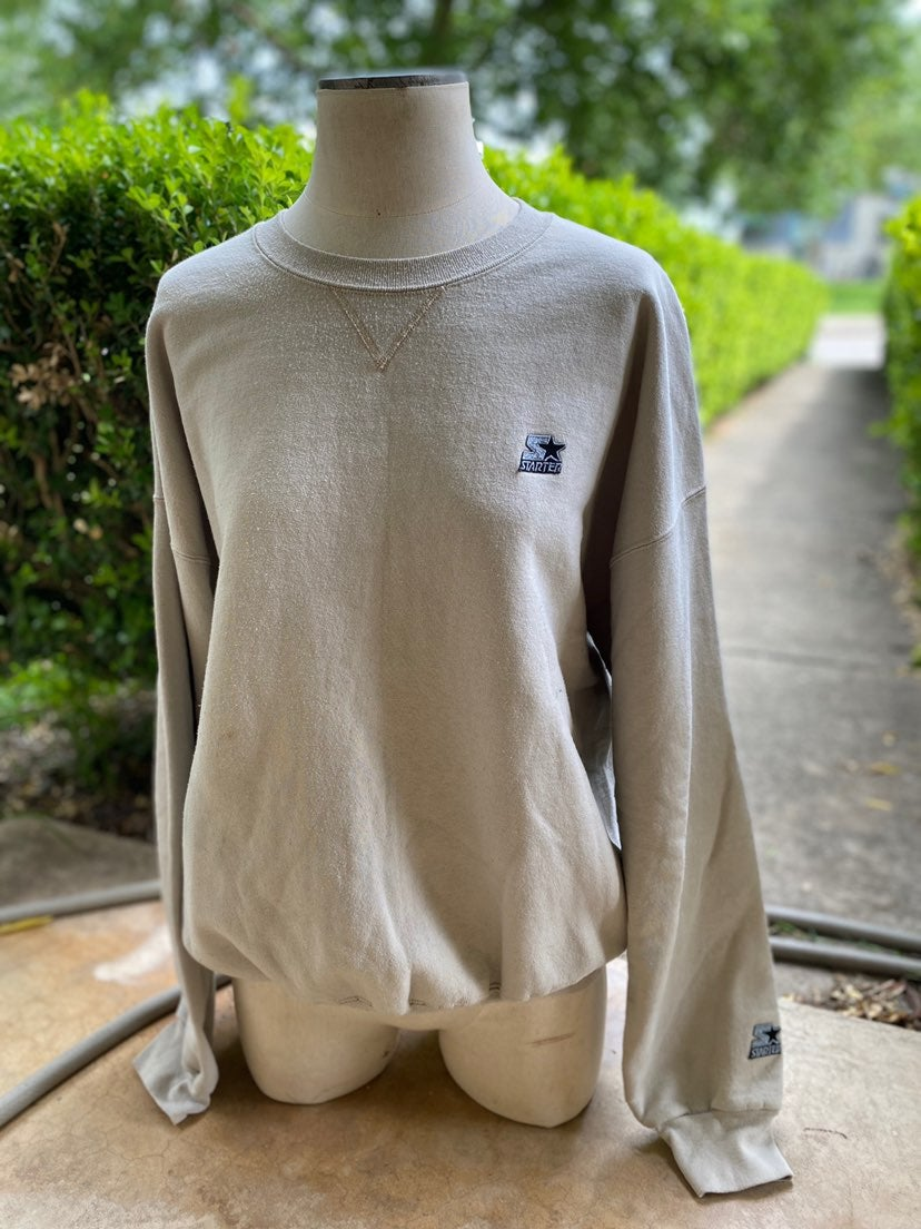 Starter Sweater