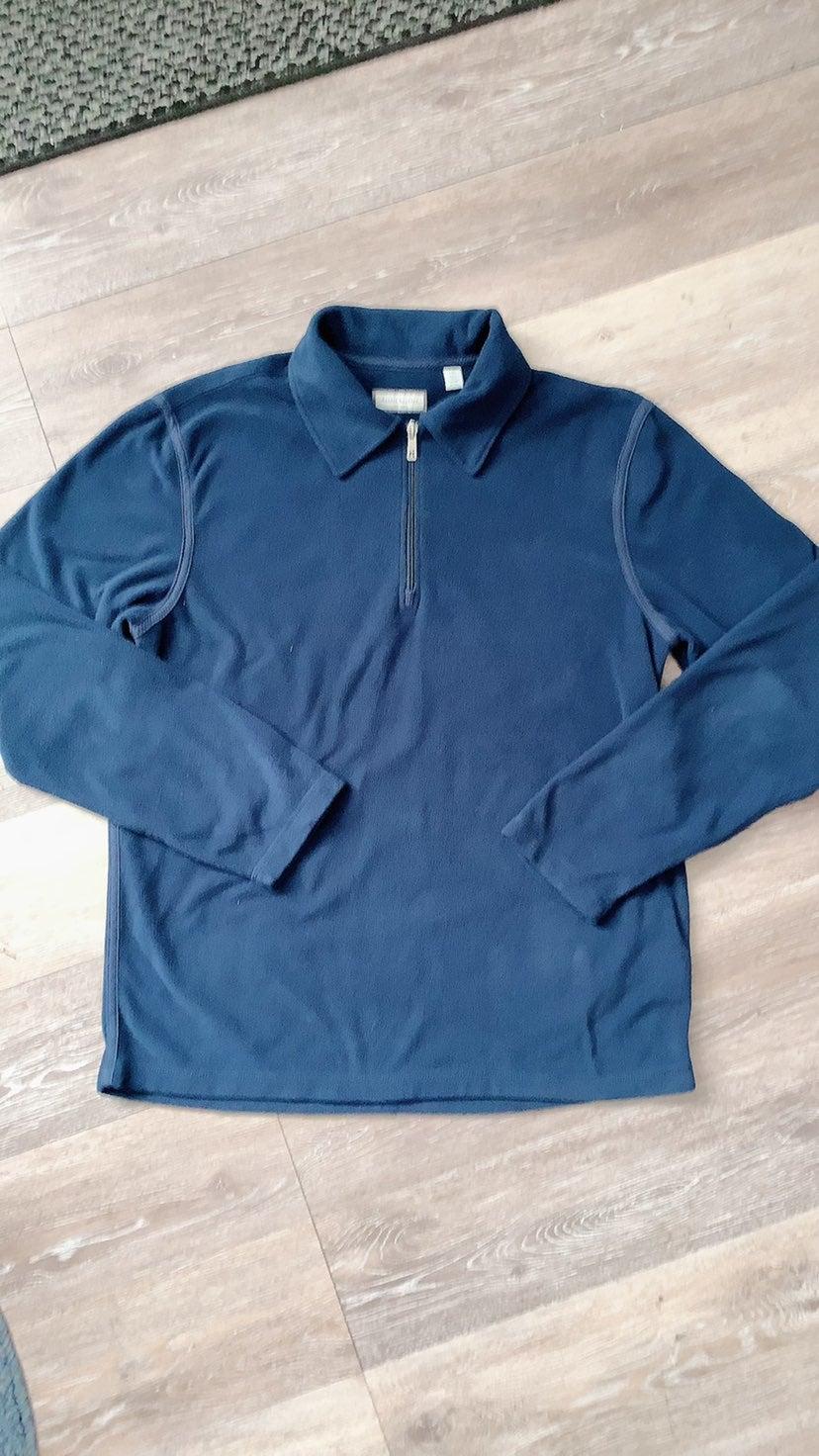 Daniel Buchler Fleece 1/4 Zip Jacket
