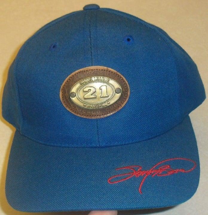 Sammy Sosa vintage 90s strapback hat New
