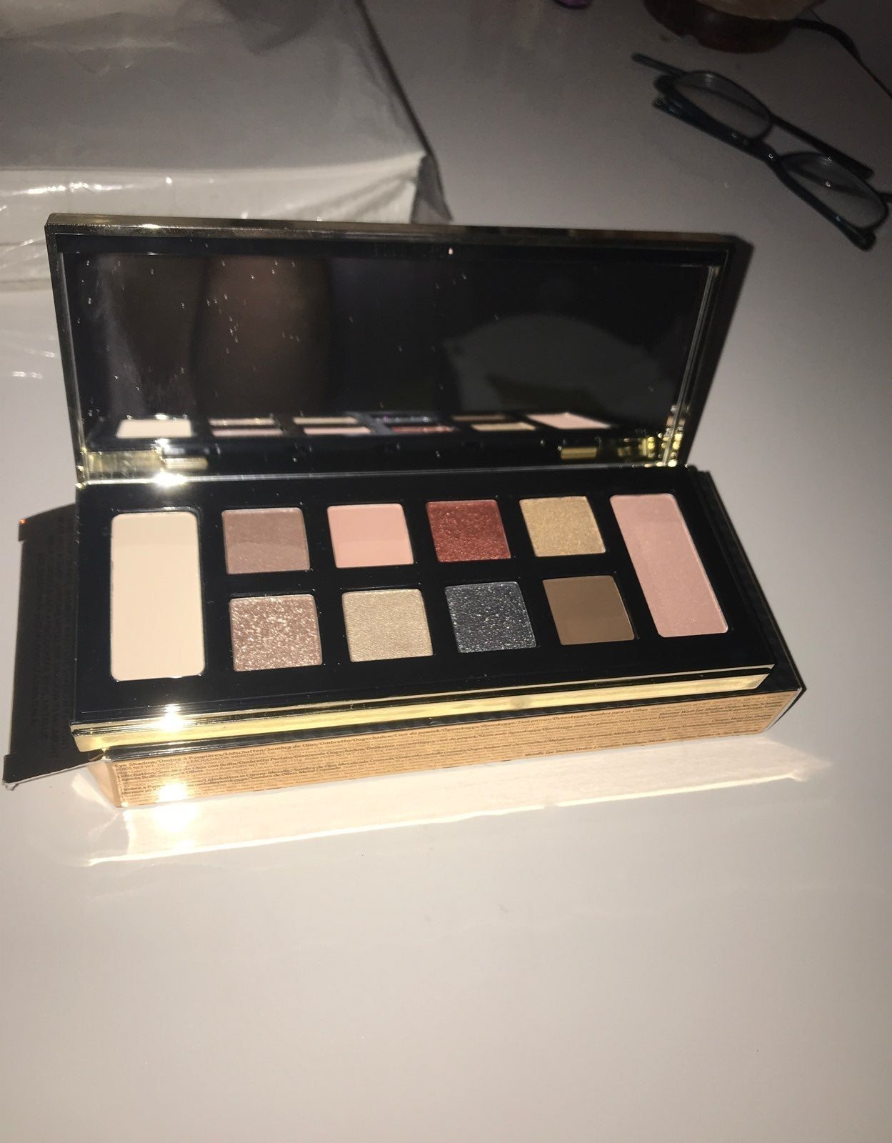 BOBBI BROWN DRAMA COUTURE PALETTE