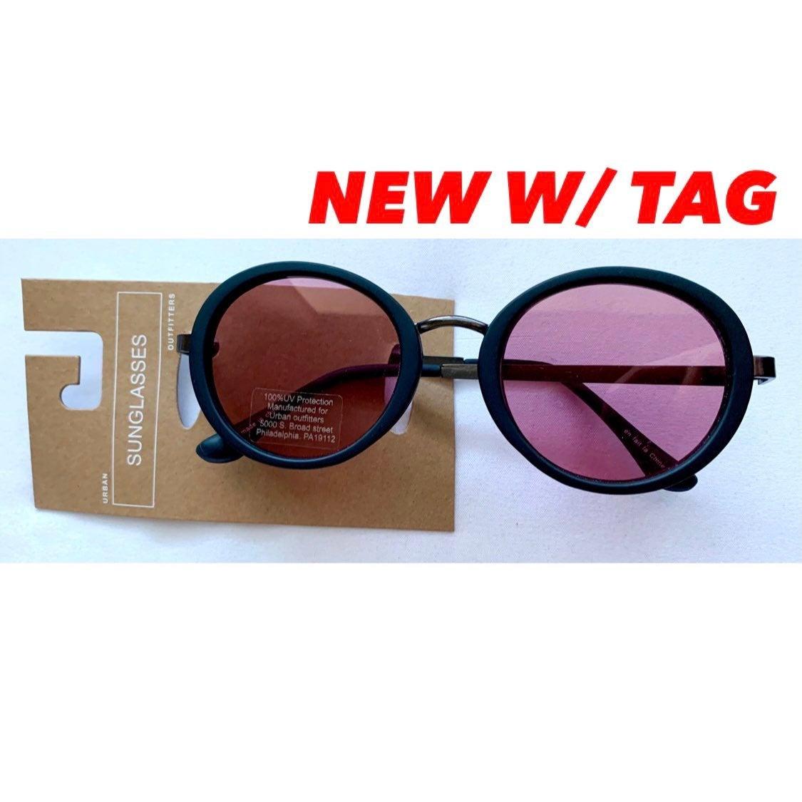 Urban Outfitters Black Rim Sunglasses