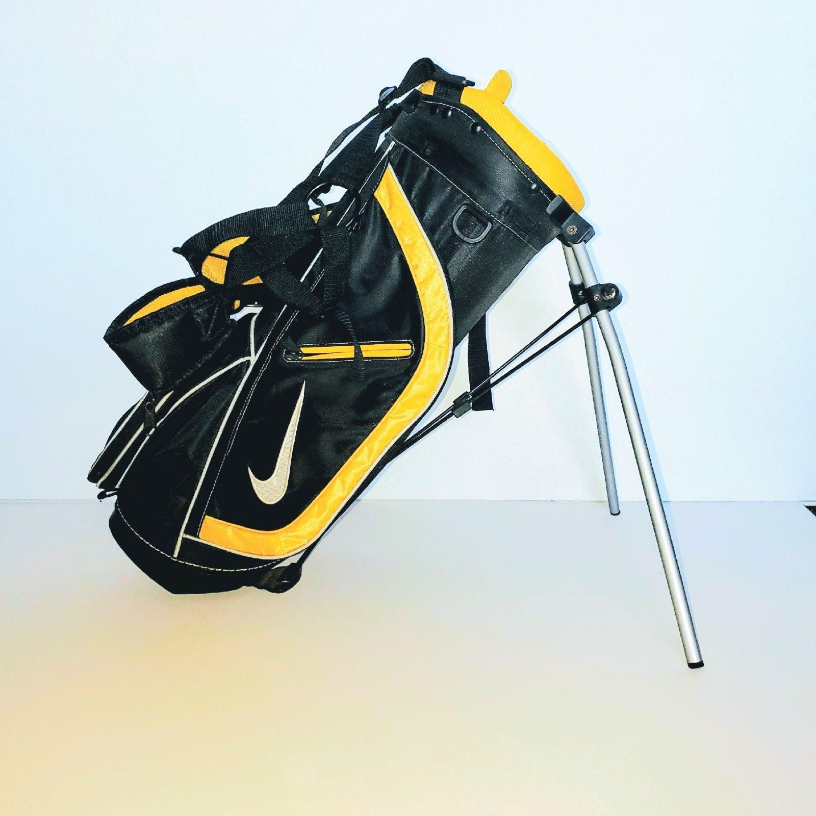 Nike SQ MachSpeed Junior Golf Set