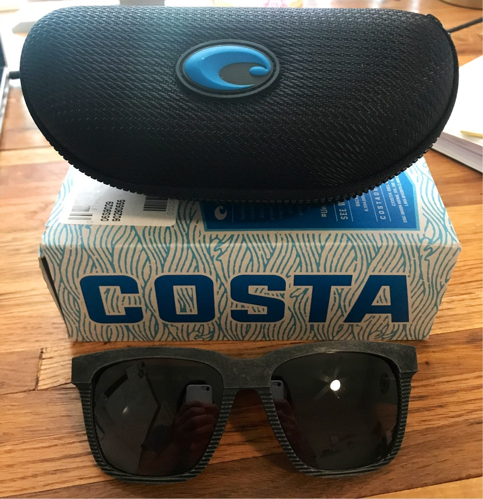 Brand New Costa sunglasses 580G