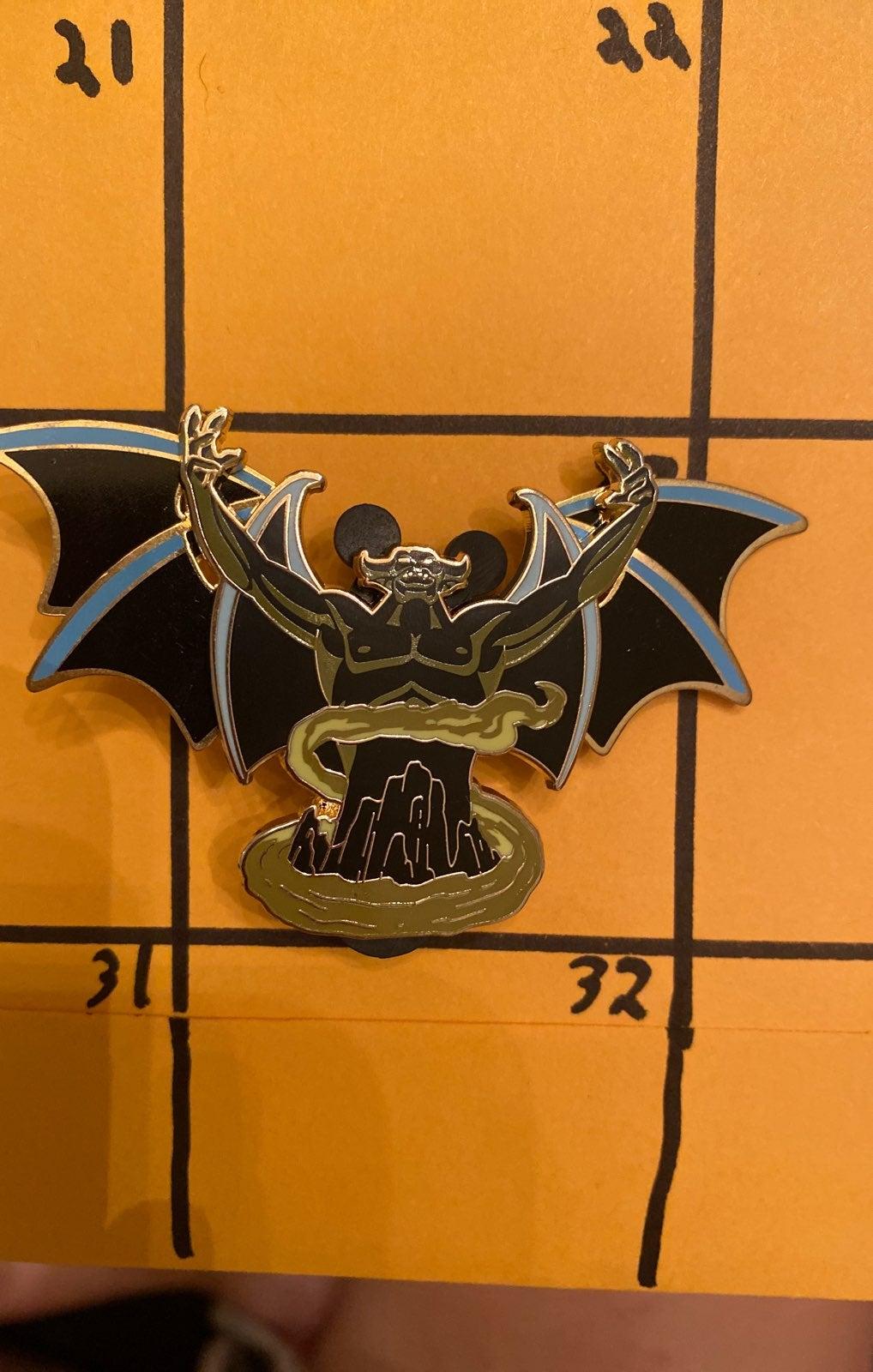 Chernabog Disney pin