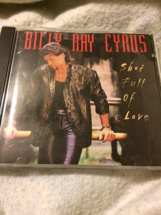 Shot Full of Love by Billy Ray Cyrus CD