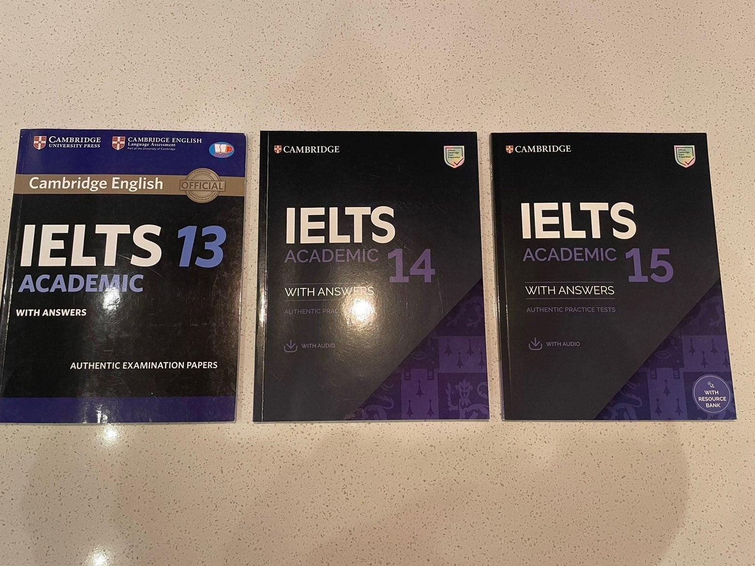 IELTS 13,14,15