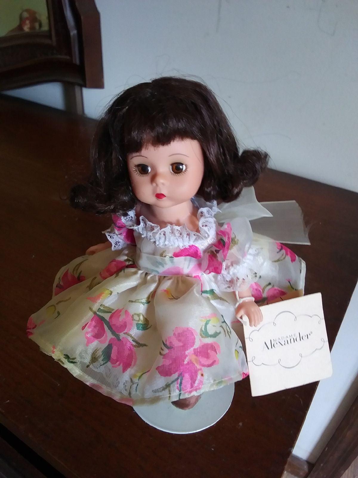 Madame Alexander Tea Rose Doll