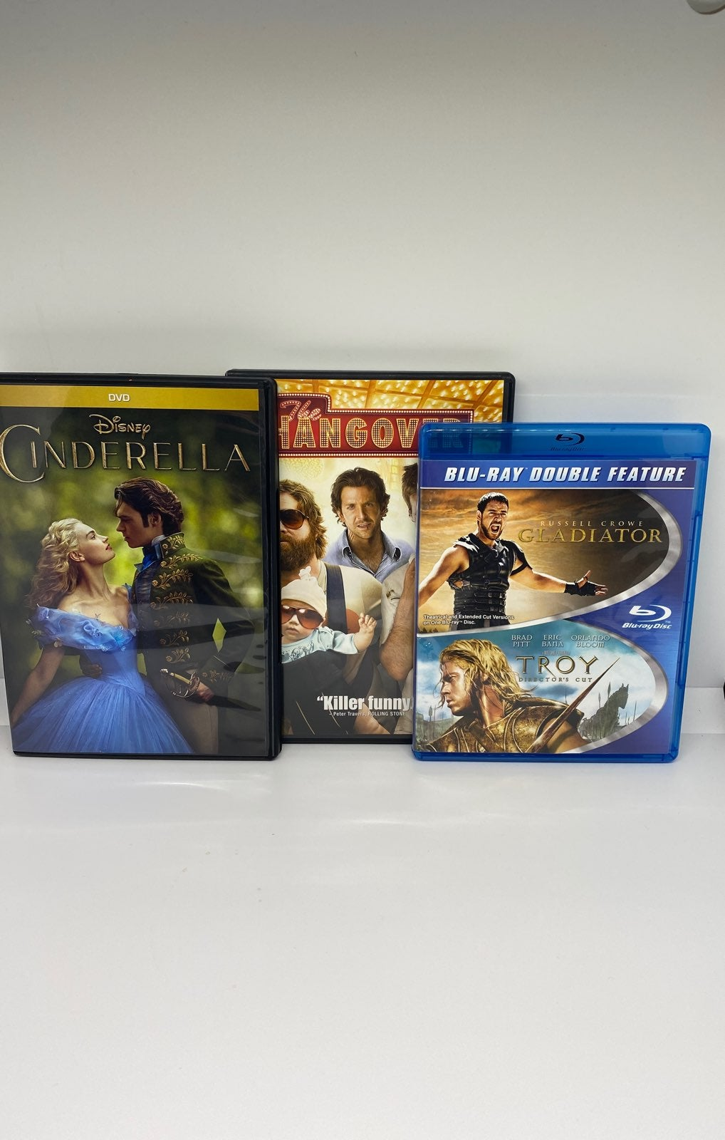 DVD Movie Pack of 4