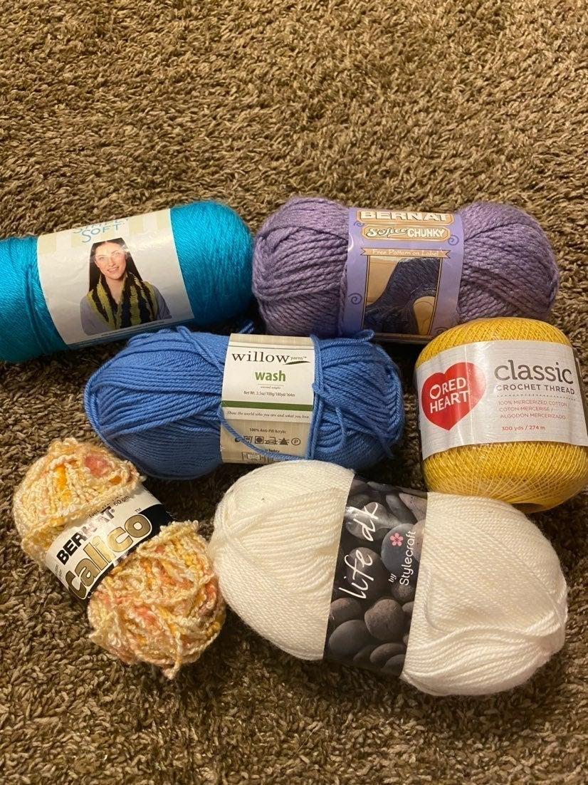 Large yarn lot
