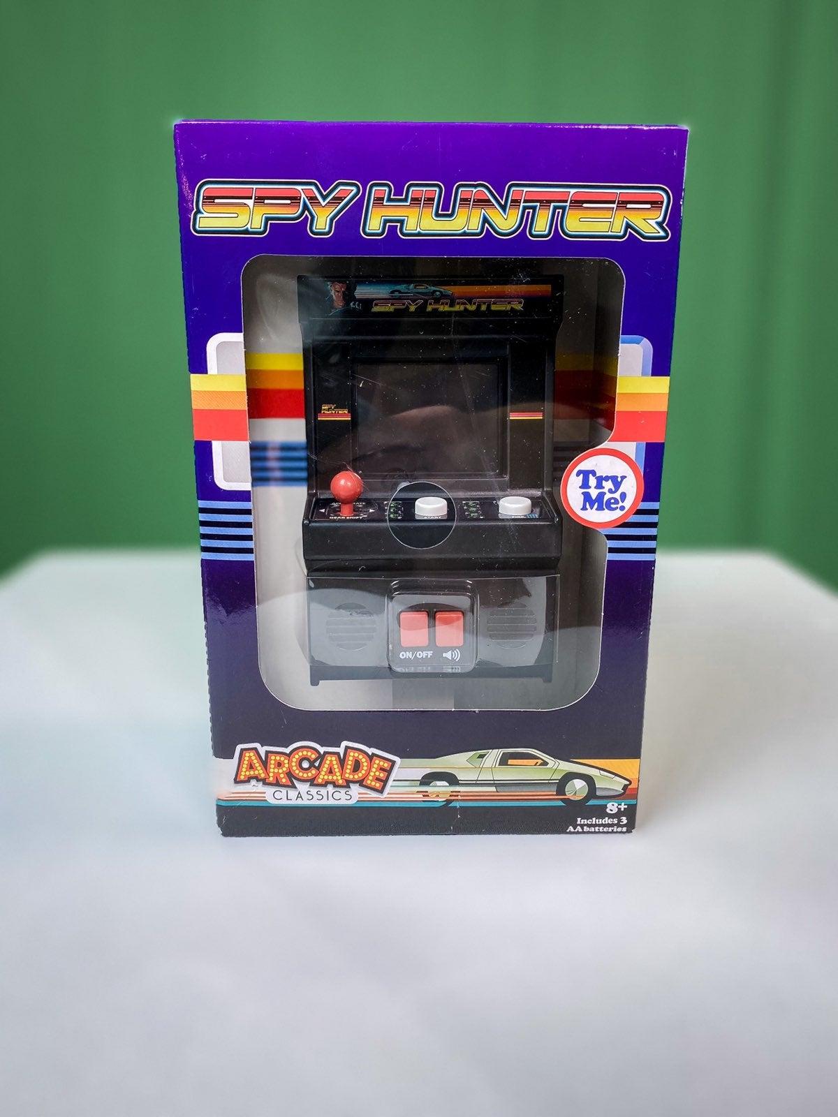 Spy hunter classic arcade games
