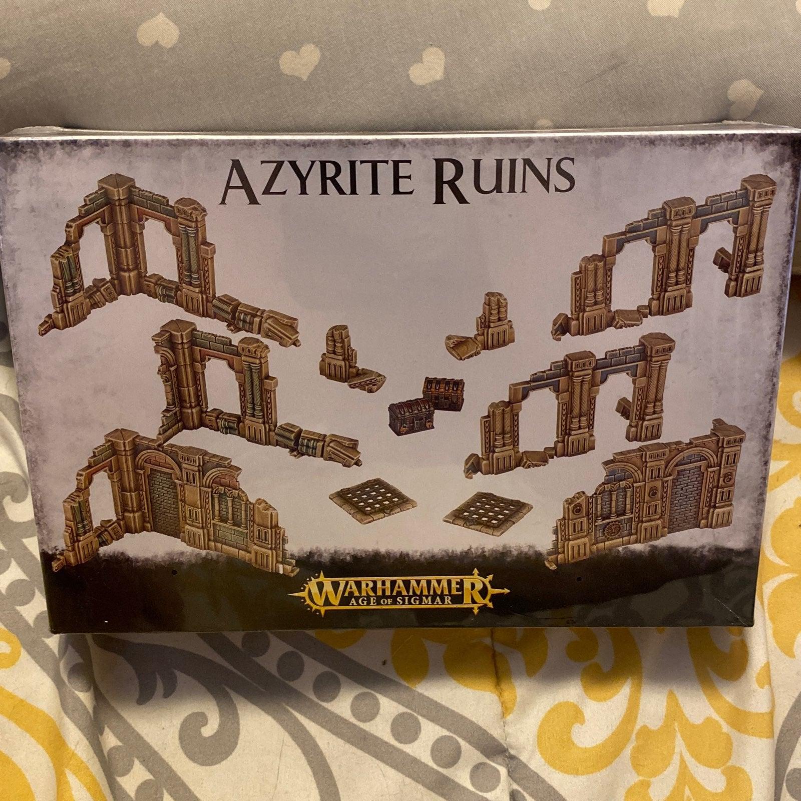 Warhammer Age Of Sigmar Azyrite Ruins