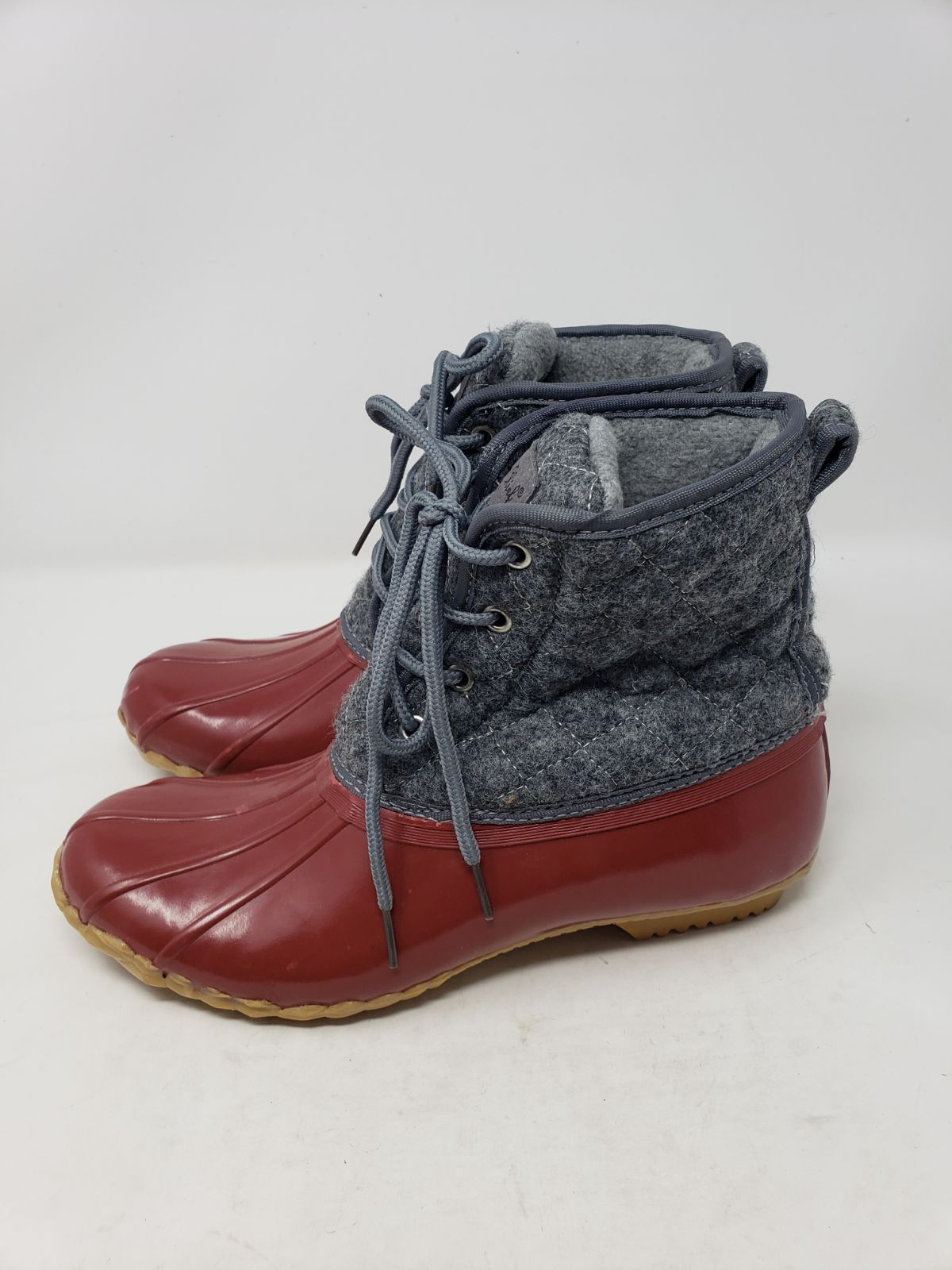 Western Cheif Quilted Duck Boots