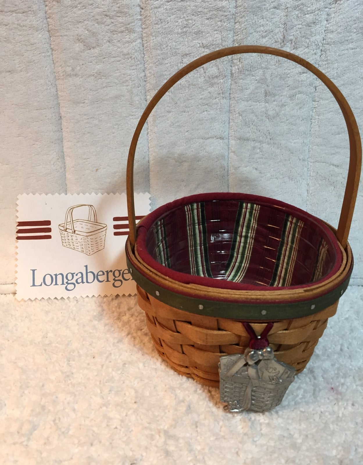 Longaberger Basket Set