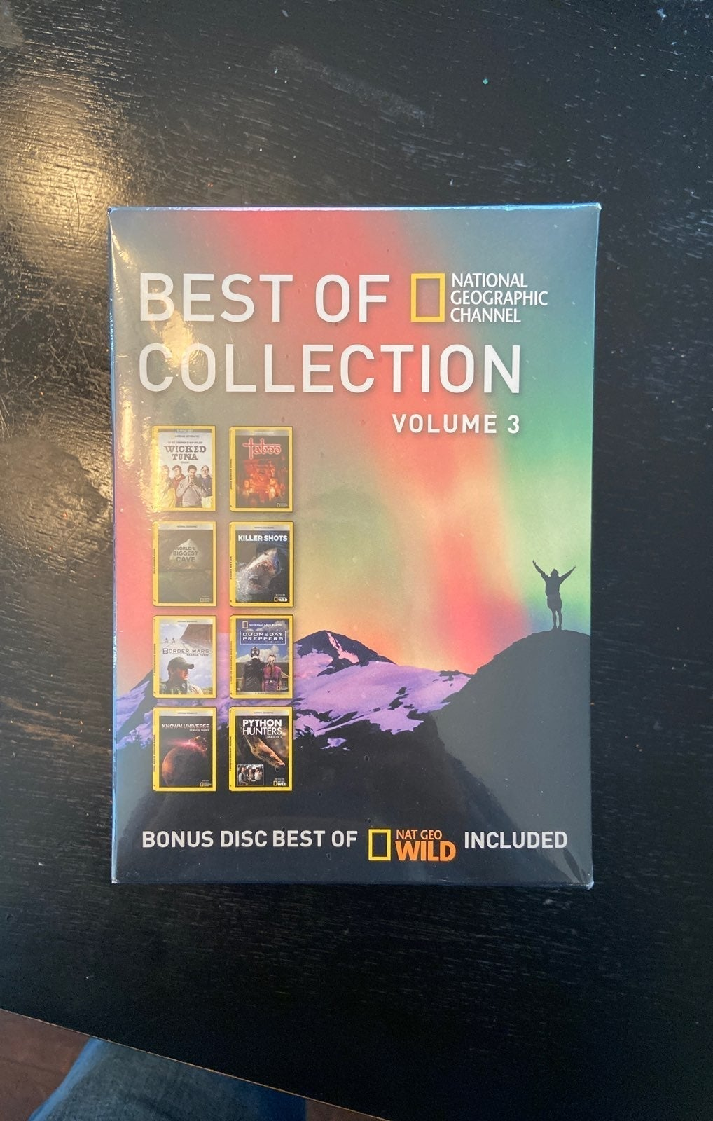 National Geographic Best of Collection 3