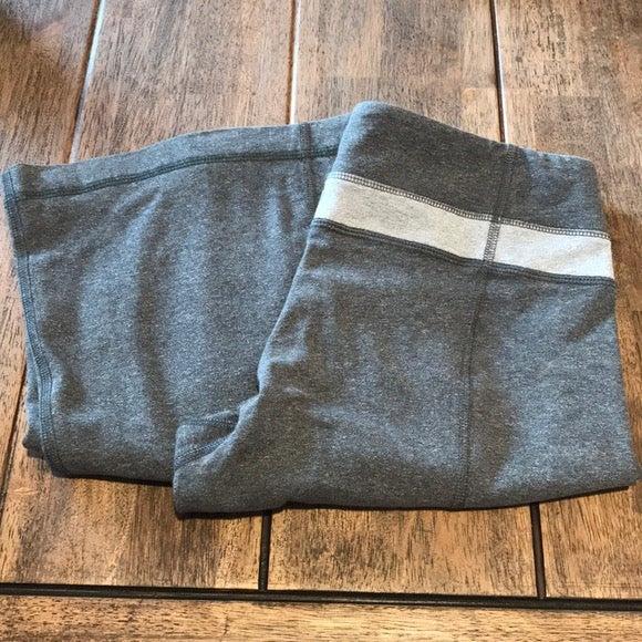 Grey Lululemon Yoga Pants Size 4