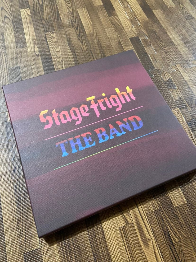 Stage Fright The Band BoxSet
