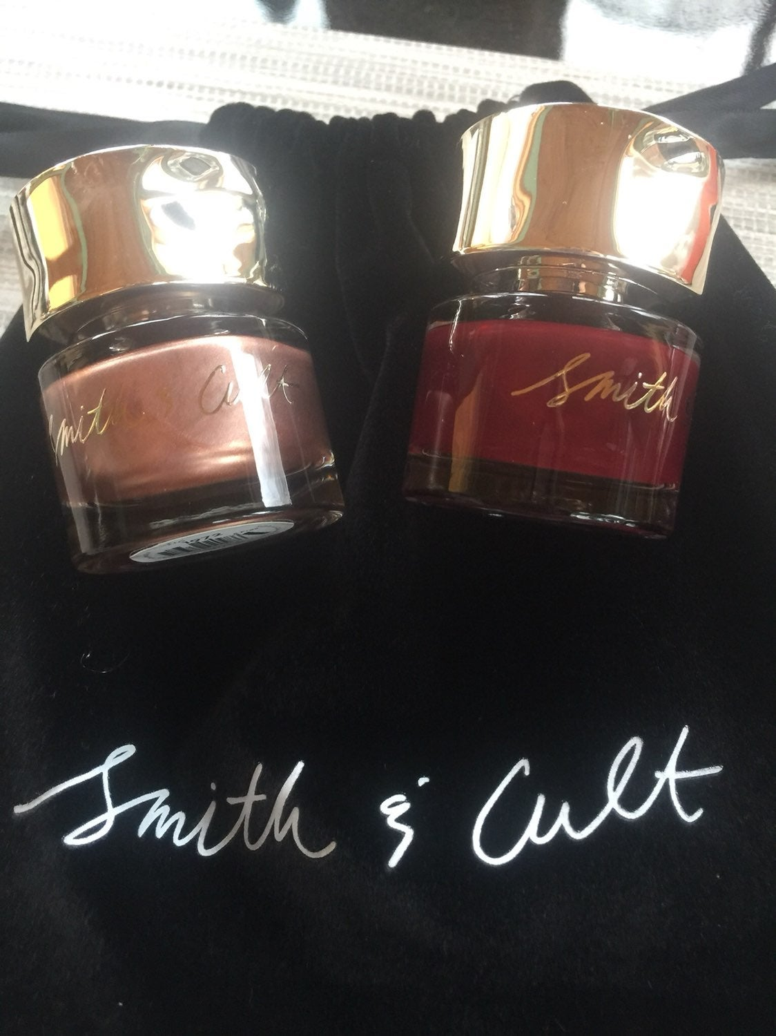 Smith & cult holiday polish set