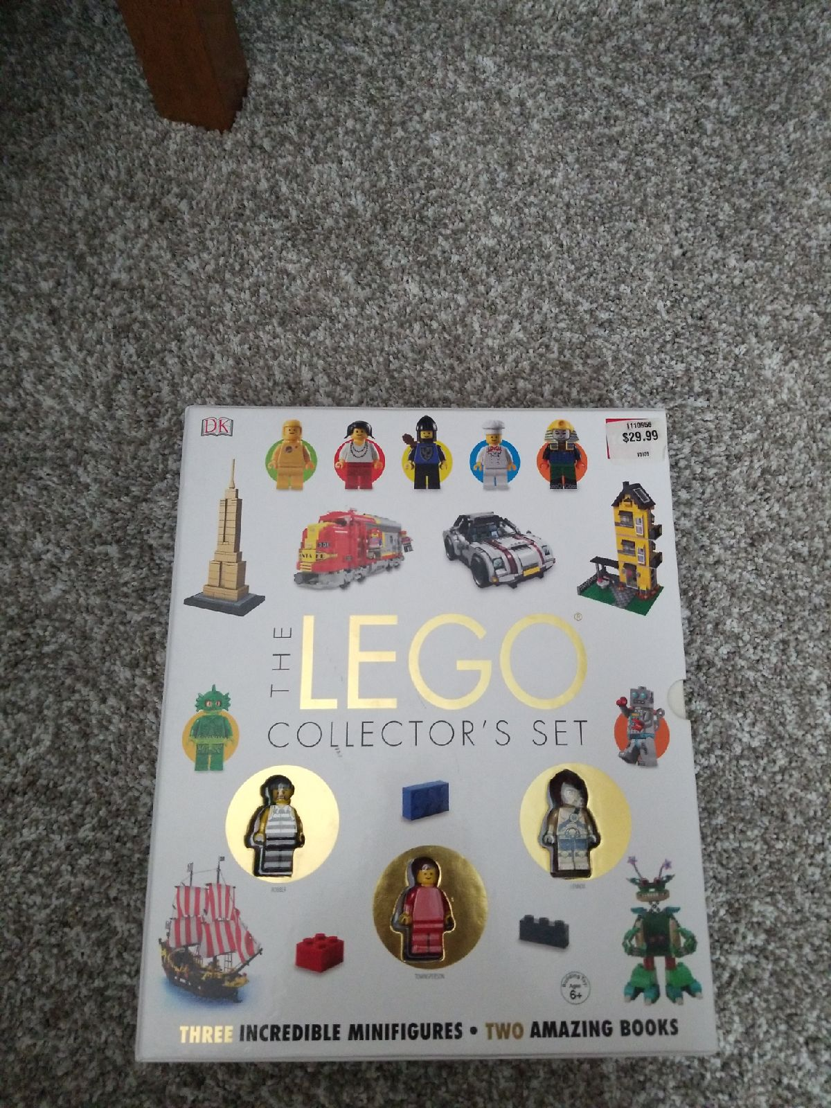 The Lego collector's set