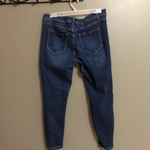 Kensie sz 12/31 skinny jeans