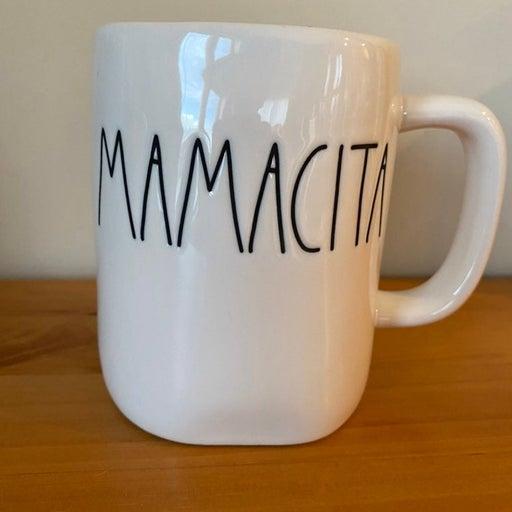 Rae Dunn MAMACITA mug