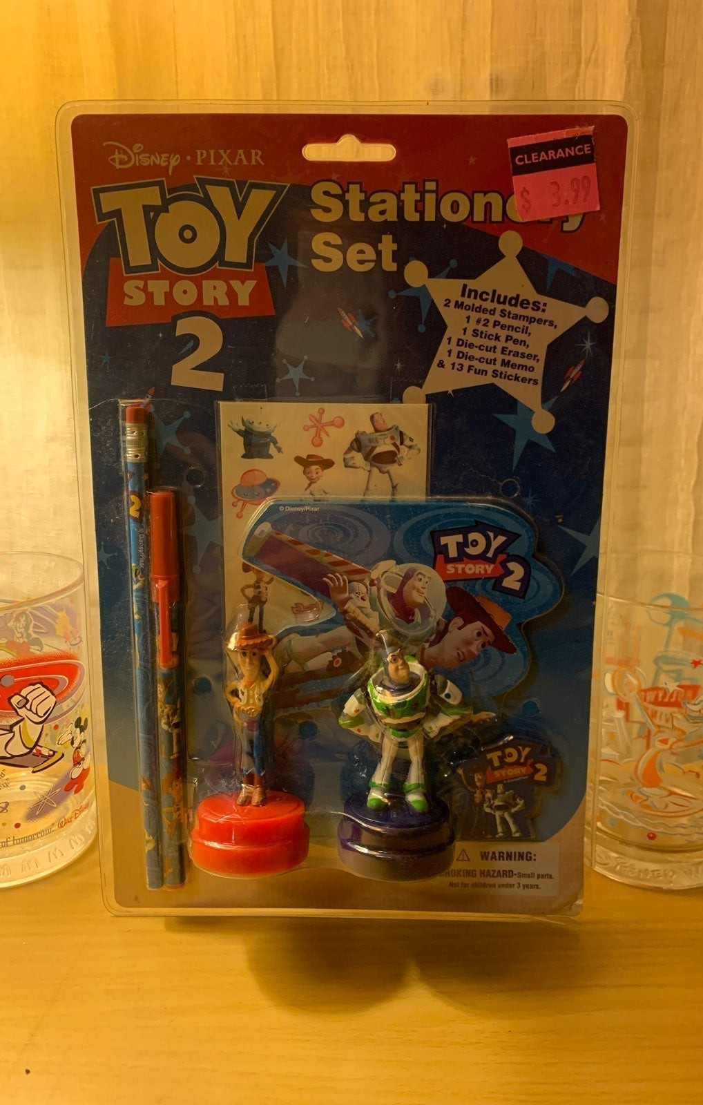 Toy Story 2 Stationery Set