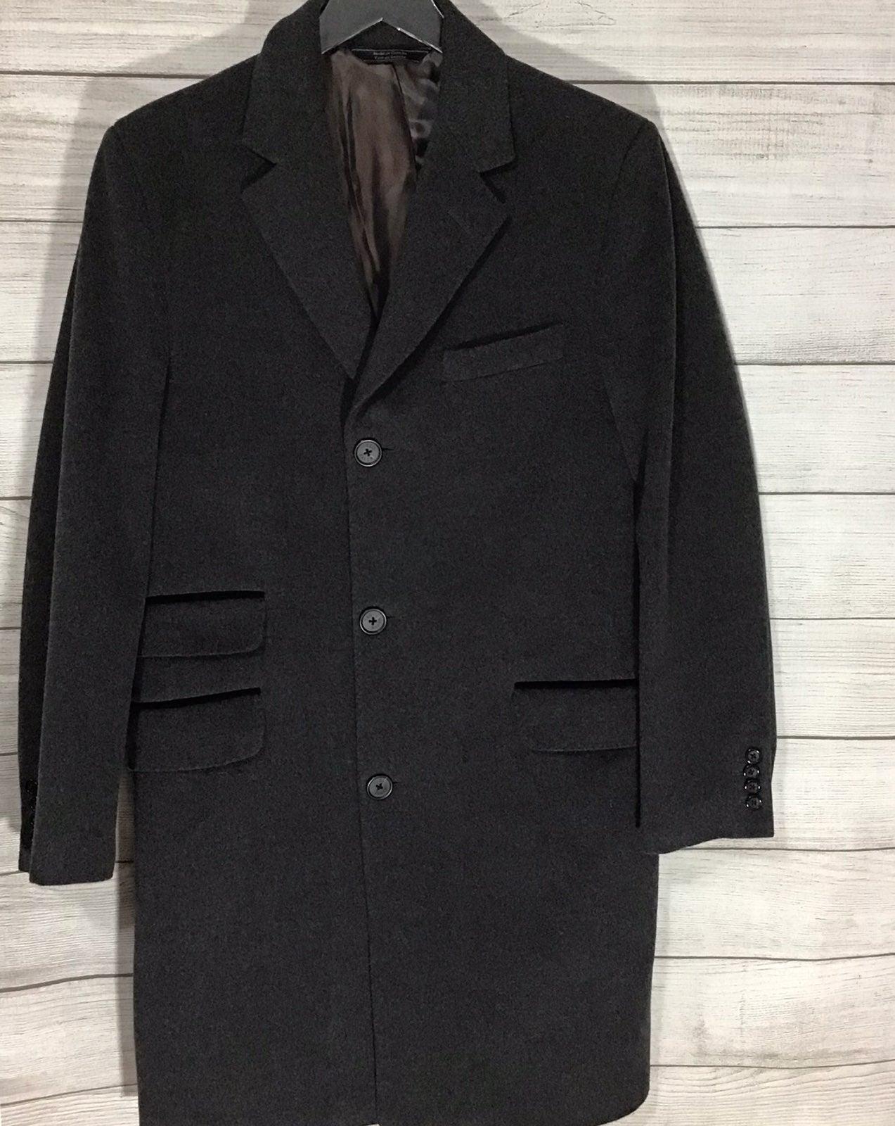 Ted Baker London Wool Overcoat Size 36