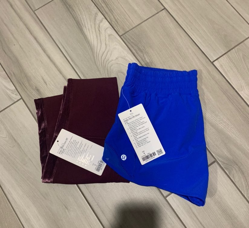 RESERVED LULULEMON BUNDLE