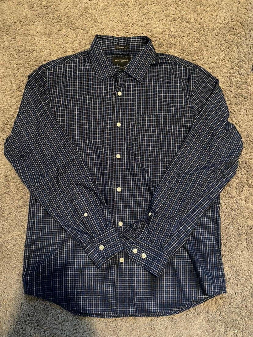Banana Republic Button-down Shirt