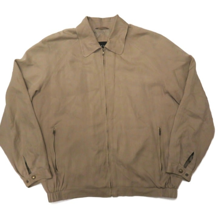 Baracuta Silk Jacket Mens Harrington L
