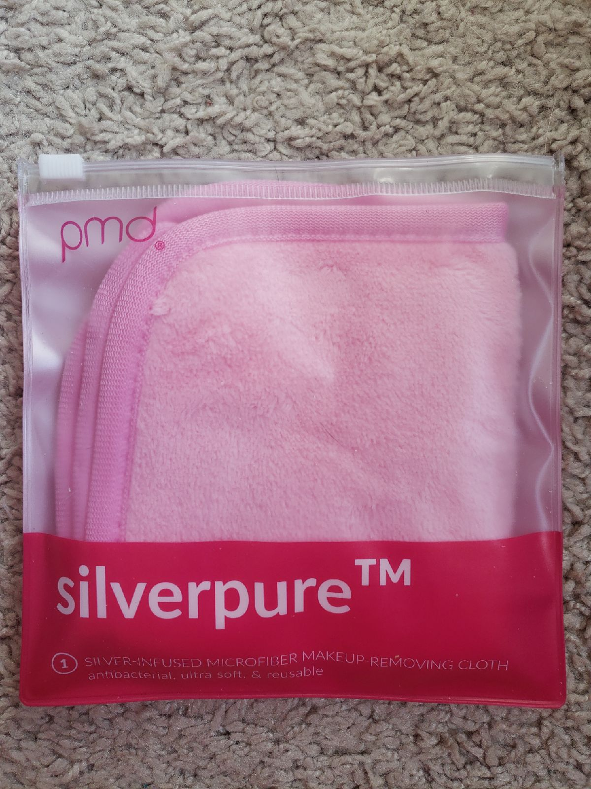 PMD Silverpure Microfiber Cloth