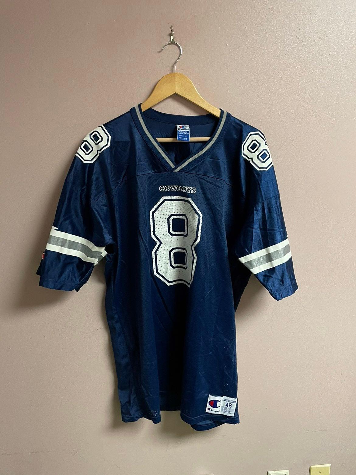 Dallas cowboys champion jersey
