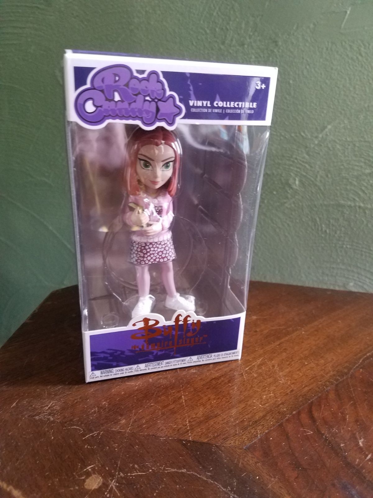 Funko rock candy willow buffy the vampir