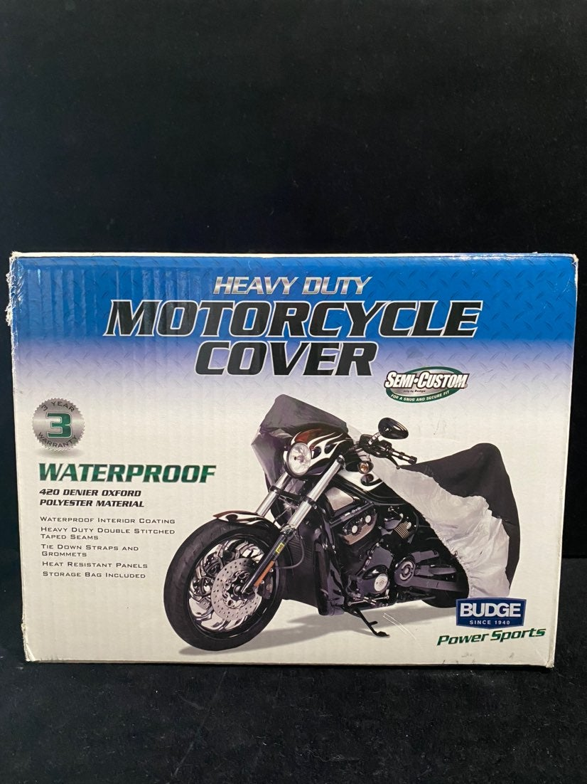 Budge Motorcycle Cover Polyester