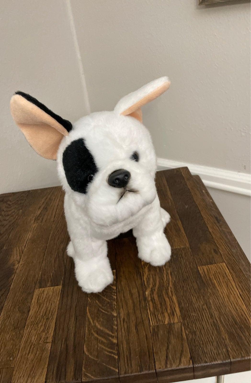 French Bulldog ToyRus plush